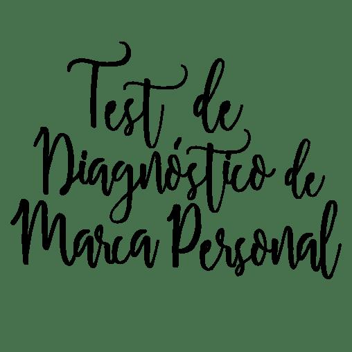 Test de diagnóstico gratis-Marca Personal