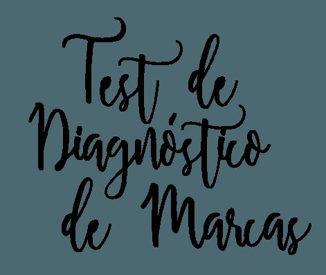 Test de diagnóstico de Marcas