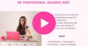 Video entrenamiento - qué tipo de profesional quieres ser